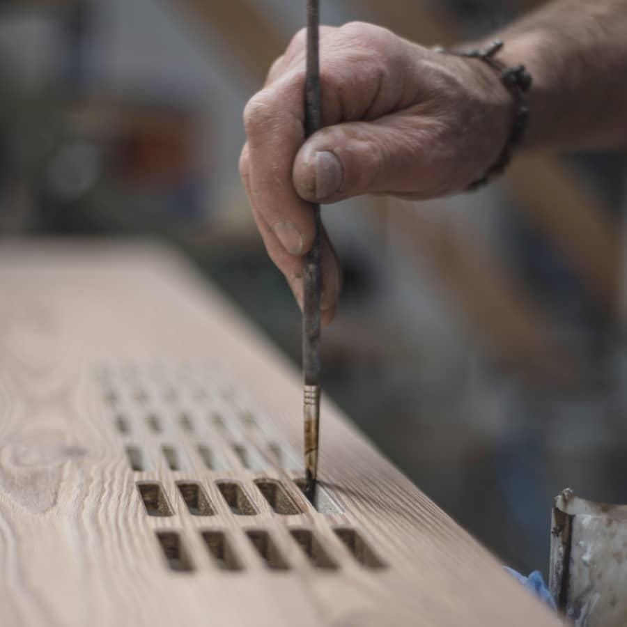 Ladinarredi - la lavorazione del legno