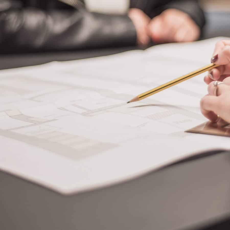 Ladinarredi - la progettazione